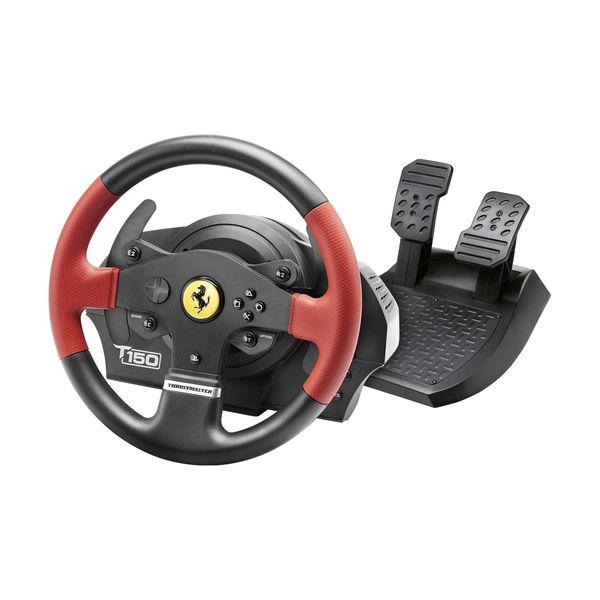 Thrustmaster T150 Ferrari Wheel Force Feedback PS4/PC