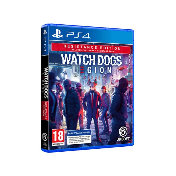 Watch Dogs Legion Resistance Day 1 Edition