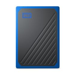 WD My Passport Go 1TB Blue