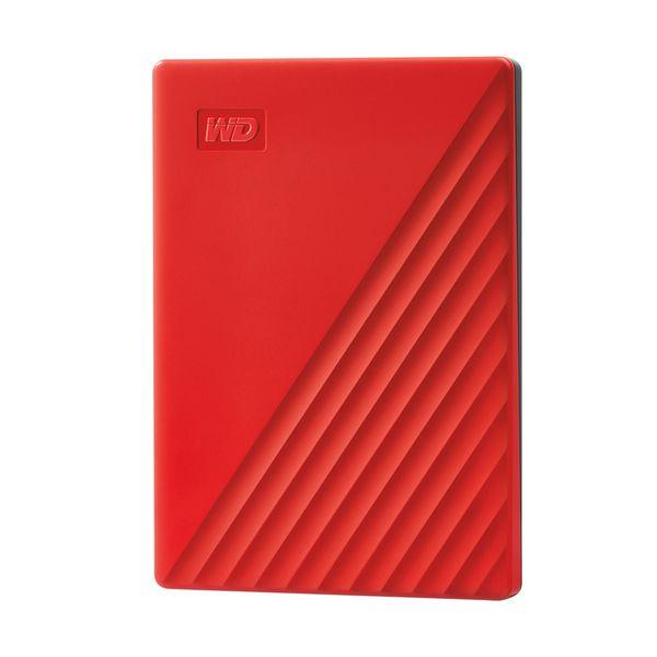 WD My Passport 2TB 2020 Red