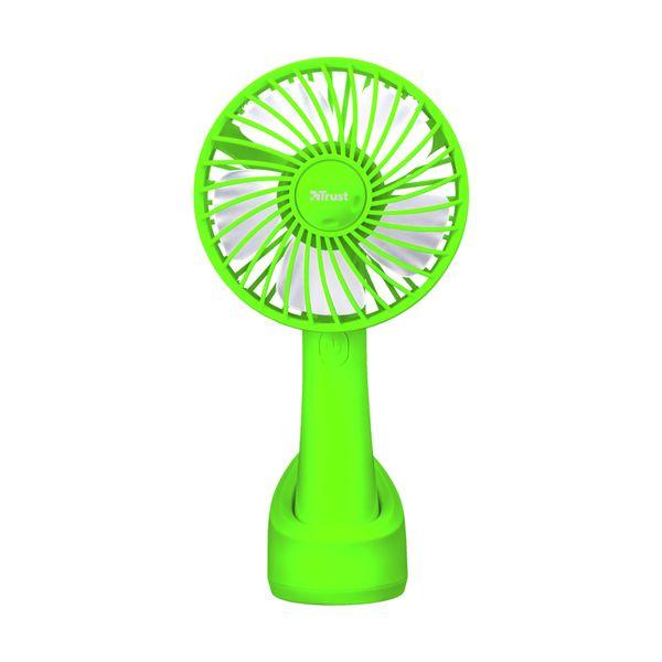 Trust Ventu-Go Portable Cooling Fan Green