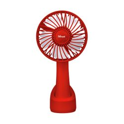 Trust Ventu-Go Portable Cooling Fan Red