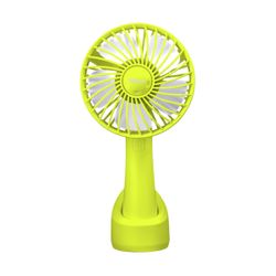 Trust Ventu-Go Portable Cooling Fan Yellow