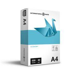 International Paper Economy Σετ 15 Τεμαχίων 80gr A4