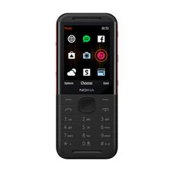 Nokia 5310 Dual Sim Black/Red