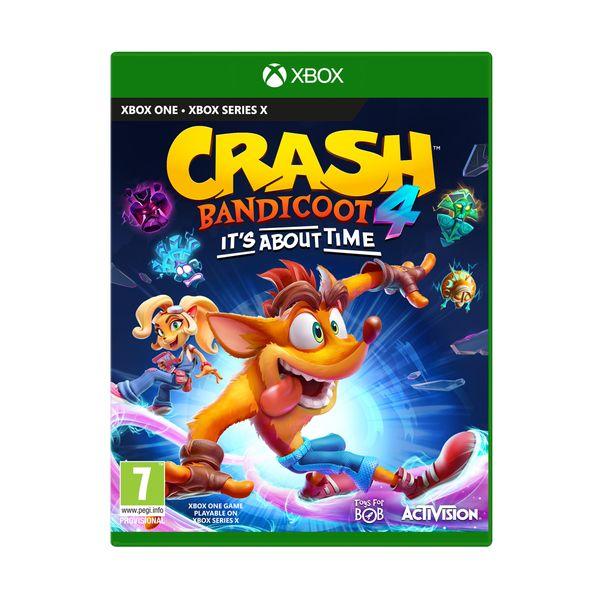 Crash Bandicoot 4 It`s About Time