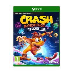 Crash Bandicoot 4 It`s About Time