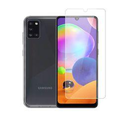Redshield TPU Transparent Θήκη & Tempered Glass για Samsung Galaxy A31