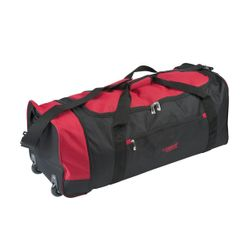 Princess Traveller Amalfi Trolley 80lt 1.1kg Black/Red