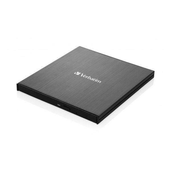 Verbatim External DVD-RW USB 3.2 USB-C