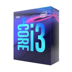 Intel Core i3-9100 S1151 BOX