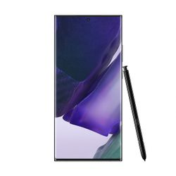 Samsung Galaxy Note 20 Ultra 256GB Mystic Black Dual Sim
