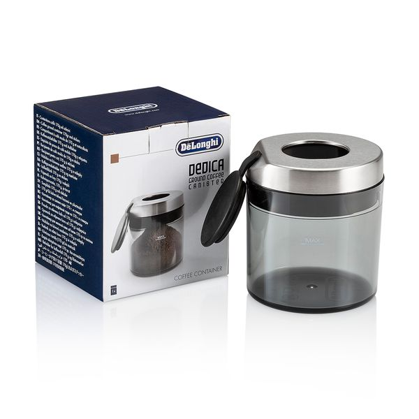 Delonghi Gound Coffee Canister