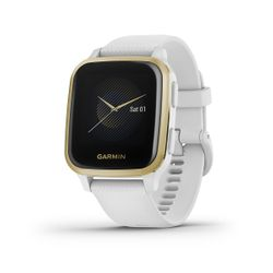 Garmin Venu Sq White Gold