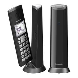 Panasonic KX-TGK212GRB DUO Black