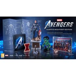 Marvel`s Avengers Earths Mightiest Collectors Edition
