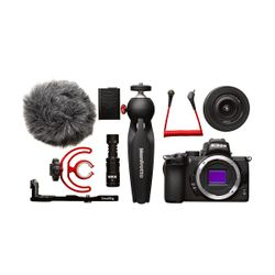 Nikon Ζ50 Vlogger Kit
