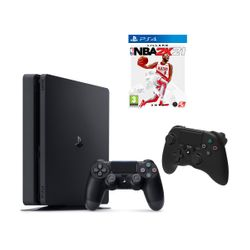 Sony PS4 500GB & NBA 2K21 & Hori Onyx Plus Wireless Controller
