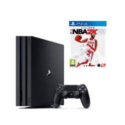 Sony PS4 Pro 1TB & NBA 2K21