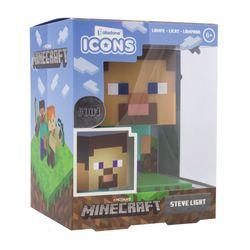 Paladone Minecraft Steve Icon Light