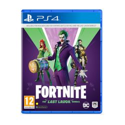 Fortnite: The Last Laugh Bundle
