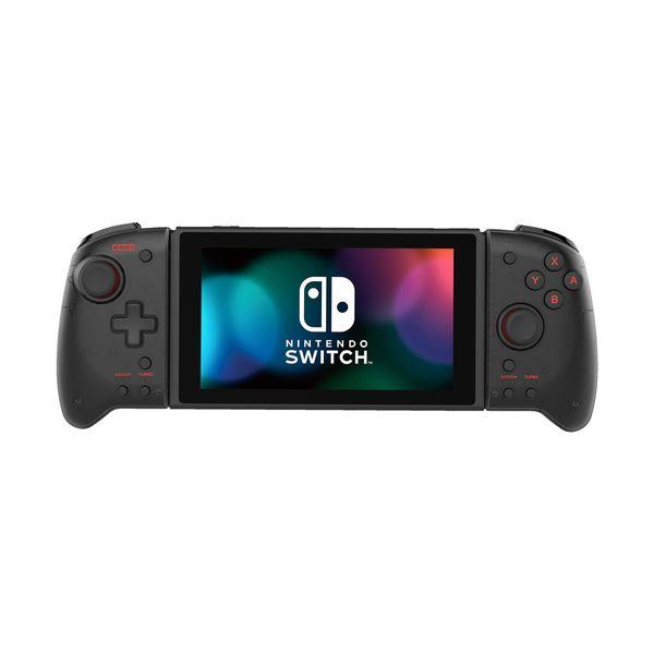 Hori Split Pad Pro For Nintendo Switch Transparent Black