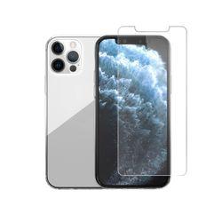 Redshield iPhone 12 Pro Max TPU Θήκη & Tempered Glass