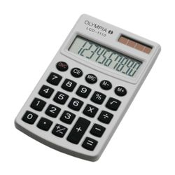 Olympia LCD-1110 Τσέπης White
