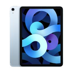 Apple iPad Air 4th Gen 64GB Cellular Sky Blue