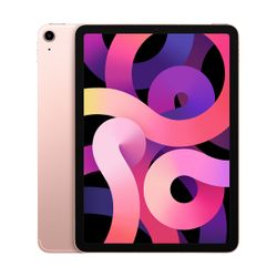 Apple iPad Air 4th Gen 256GB Cellular Rose Gold