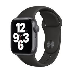 Apple Watch SE 40mm Sportband Space Grey