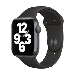 Apple Watch SE 44mm Sportband Space Grey