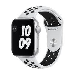 Apple Watch SE Nike+ 44mm Sportband Silver