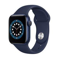 Apple Watch Series 6 40mm Blue Deep Navy Sportband