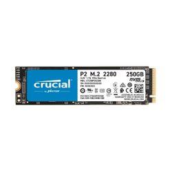 Crucial P2 M.2 PCIE 3.0 X4 250GB