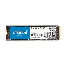 Crucial P2 M.2 PCIE 3.0 X4 500GB