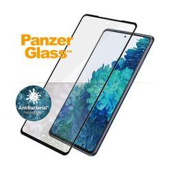 PanzerGlass Samsung Galaxy S20 FE Glass Black Antibacterial