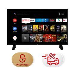 """F&U FLA3220 32"""" Smart TV & Υπηρεσία 5ετούς Προνομιακής Τεχνικής Υποστήριξης & Συντονισμός"""
