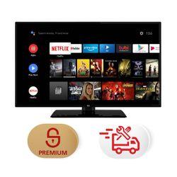 """F&U FLA4320UH 43"""" Smart 4K TV & Υπηρεσία 5ετούς Προνομιακής Τεχνικής Υποστήριξης & Συντονισμός"""
