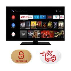 """F&U FLA5020UH 50"""" Smart 4K TV & Υπηρεσία 5ετούς Προνομιακής Τεχνικής Υποστήριξης & Συντονισμός"""