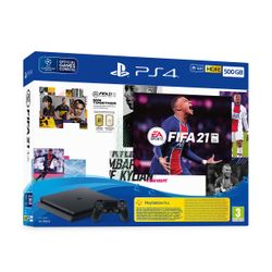 Sony PS4 500GB & Fifa 21 & FUT Voucher