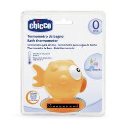 Chicco Θερμόμετρο Μπάνιου Ψάρι Πορτοκαλί