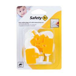 Safety 1st Ασφάλεια Πρίζας (12 Τμχ)