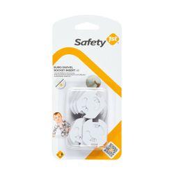 Safety 1st Ασφάλεια Πρίζας Περιστρεφόμενη (8 Τμχ)