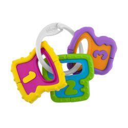 Chicco Χρωματιστά Κλειδιά