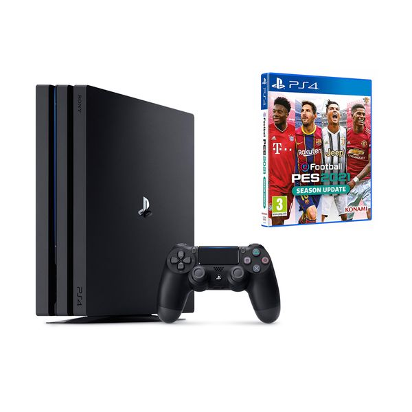 Sony PS4 1TB Pro & eFootball PES 2021 & myClub Bonus (Greek)