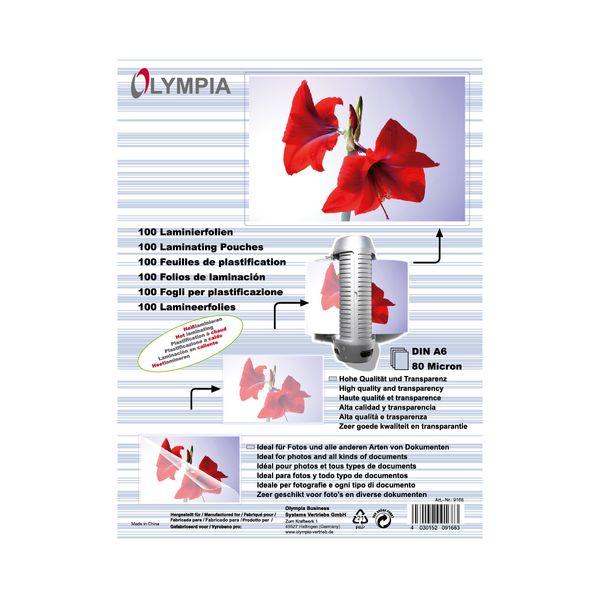 Olympia 80 Microns 100xA6