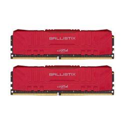 Crucial Ballistix  Red 16GB DDR4-2666MHz C16 (BL2K16G26C16U4R) x2