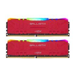 Crucial Ballistix RGB 16GB DDR4 3000MHz C15 (BL2K8G30C15U4WL) x2