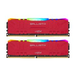Crucial Ballistix 16GB DDR4-3600MHz CL16 UDIMM NON-ECC (BL2K16G36C16U4RL) x2